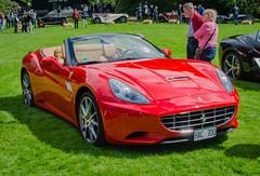 Ferrari California 30 2013 (frankmh) Tags: car sportscar ferrari ferraricalifornia30 2013 sofiero helsingborg skåne sweden