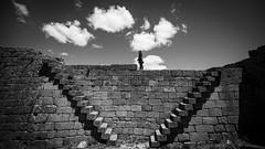on a road trip through Portugal (Hendrik Lohmann) Tags: streetphotography street people portugal menschen monochrome minimalism nikon nikonz6 urbanphotography clouds blackandwhite bnw bw