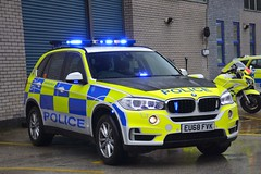 EU68 FVK (S11 AUN) Tags: leicestershire leics police bmw x5 xdrive30d 4x4 anpr traffic car rpu roads policing unit 999 emergency vehicle eu68fvk