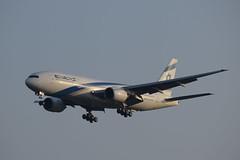 El Al B772, 4X-ECB, TLV (LLBG Spotter) Tags: elal aircraft tlv b777 airline 4xecb llbg