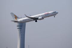 Sundor B738, OM-JEX, TLV (LLBG Spotter) Tags: omjex aircraft tlv sundor airline b737 llbg