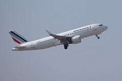 Air France A320, F-HEPH, TLV (LLBG Spotter) Tags: airfrance aircraft tlv a320 airline fheph llbg