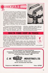 Liverpool vs Southampton - 1981 - Page 21 (The Sky Strikers) Tags: liverpool southampton football league division one anfield review 30p