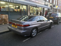 JDM 1993 Subaru SVX Acylone 3.3Litre Flat 6cylinders auto (mangopulp2008) Tags: jdm 1993 subaru svx acylone 33litre flat 6cylinders auto