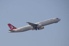 Turkish Airlines A321, TC-JRR, TLV (LLBG Spotter) Tags: aircraft airline tlv a321 turkishairlines llbg tcjrr