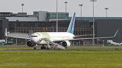 N730WE 767-300BDSF (Anhedral) Tags: n730we boeing 767 767f 767300bdsf cargomanagement snn einn shannonairport