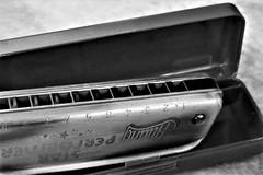 Hey Harmonica Man! (Lana Pahl / Country Star Photography) Tags: smileonsaturday musicinbw