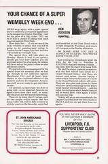 Liverpool vs Southampton - 1981 - Page 25 (The Sky Strikers) Tags: liverpool southampton football league division one anfield review 30p