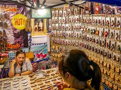 Ratchada Rot Fai night market Din Daeng (19) (walterkolkma) Tags: thailand market bangkok dindaeng rama9 night color vendors shopping thai food stalls kolkma panasonic gx850 gx9