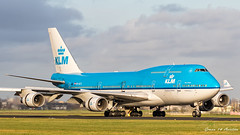 KLM B747 (Ramon Kok) Tags: 744 747 747400 747400m 74m ams avgeek avporn aircraft airline airlines airplane airport airways amsterdam amsterdamairportschiphol aviation boeing boeing747 boeing747400 boeing747400m eham holland phbfs schiphol schipholairport thenetherlands