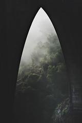 Gundián (Noel F.) Tags: gundian ponte puente bridge ponteulla ulla estrada boqueixon galiza galicia sony a7riii a7r iii voigtlander 110 apo fog mist neboa