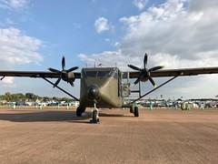 RIAT 2018 - July 14, 2018 (nahcco) Tags: riat2018 royalinternationalairtattoo aircraft short skyvan