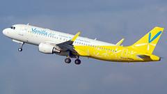 JA09VA, Airbus A320-214, Vanilla Air (tkosada.mac) Tags: vanillaair airbus a320 tokyointernationalairport hanedaairport hnd rjtt
