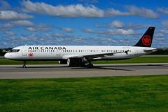 C-GIUF (Air Canada) (Steelhead 2010) Tags: airbus aircanada a321200 a321 yyz creg cgiuf