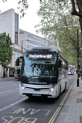 SH246 BF68 LDD (ANDY'S UK TRANSPORT PAGE) Tags: buses london victoria nationalexpress westmidlandstravel