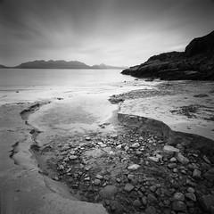 Samhnan Insir (Mark Rowell) Tags: isleofrum samhnaninsir skye highlands scotland hasselblad 903 swc fuji acros blackandwhite bw 120 6x6 mediumformat film