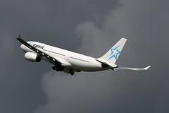 C-GJDA - LGW (B747GAL) Tags: air transat airbus a330243 lgw gatwick egkk cgjda