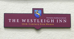 Photo of Westleigh Inn, Westleigh.