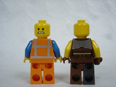 853865 - figs back (fdsm0376) Tags: lego set review blister sewer babies emmett movie 2 tlm2 postapoc sharkira 853865