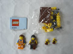 853865 - content (fdsm0376) Tags: lego set review blister sewer babies emmett movie 2 tlm2 postapoc sharkira 853865