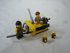 853865 - all (fdsm0376) Tags: lego set review blister sewer babies emmett movie 2 tlm2 postapoc sharkira 853865