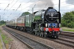 The Yorkshire Pullman (paul_braybrook) Tags: 60163 tornado classa1 pacific lner pullman copmanthorpe york northyorkshire charter railtour railway trains