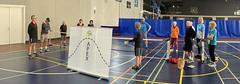 IFPTA training the future trainers of Pickleball NSW (bobmendo) Tags: training teaching courttime lesson apex arc