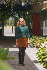 """Devyn Ramnarain on the """"runway"""" in Downtown Ft. Lauderdale, FL, 2018-03-26 (JS_Photos) Tags: awesome beautiful fashion model photoshoot"""