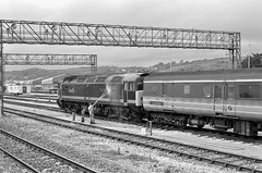 Penzance UK  |  2003 (keithwilde152) Tags: br class47 47813 ssgreat britain long rock penzance uk 2003 carriage sidings operatives carriages diesel locomotives outdoor summer
