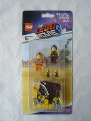 853865 - blister (fdsm0376) Tags: lego set review blister sewer babies emmett movie 2 tlm2 postapoc sharkira 853865