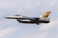 Volkel EHVK 2019 : KLu F-16AM  J-642 40 Years F-16 markings (Hermen Goud Photography) Tags: airfields airshow ehvkvolkel f16fightingfalcon j642f16amnb klu koninklijkeluchtmacht lmd19 luchtmachtdagen2019 militair nederland netherlands royalnetherlandsairforce specialcolorscheme vliegvelden aircraft aviation specialmarkings thenetherlands