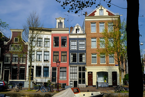 Gabled houses