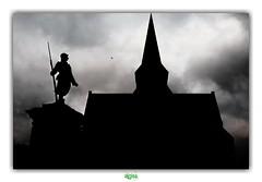 FAILURES OF THE MODERN MAN (régisa) Tags: monument morts guerre war church église arleux saintnicolas wwi joydivision