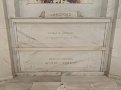 Founders Room Woodlawn Park North Mausoleum (Phillip Pessar) Tags: rivero caballero woodlawn park north cemetery miami mausoleum founders room george langford building