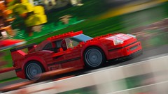 LEGO Ferrari F40 Competizione (PixelGhostClyde) Tags: forza motorsport horizon fh4 turn 10 studios t10 playground games pg microsoft xbox one xb1 xbone x xb1x 4k lego speed champions ferrari f 40 competizione