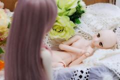 瞳 (qrouchan) Tags: ドルフィードリーム ドール dd canoneos5dmarkⅳ canon ef85mmf12lⅱusm dollfiedream doll