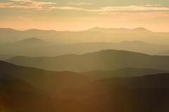 BRP sunrise (Der Berzerker) Tags: sunrise nc nikon d750 blueridgeparkway wnc 2018 asheville 70200f28vrii
