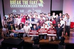 Break The Fake Hackathon 2019 (@america) Tags: break the fake hackathon 2019
