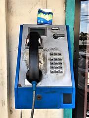 Panama (Joseph Cerulli) Tags: payphone litter panama