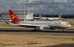 B-8959 (ianossy) Tags: b8959 airbus a330243 a332 tianjin airlines tianjinairlines a330 lhr hathrow