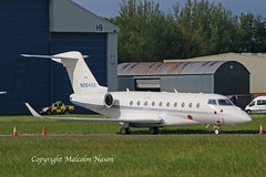 GULFSTREAM 280 N284SE (shanairpic) Tags: bizjet corporatejet executivejet shannon g280 gulfstream280 n284se