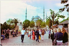 Sultanahmet Camii (Blue Mosque) | Блакитна Мечеть (Ігор Кириловський) Tags: sultanahmetcamii bluemosque sultanahmet turkey