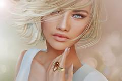 KUNGLERS - Valeria rings AD (AvaGardner Kungler) Tags: kunglers maitreya belleza slink secondlife jewelry avagardnerkungler rings mesh rigged virtual digital photography portrait