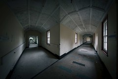 'There's a difference between giving directions and giving direction' (Taken By Me Photography) Tags: abandoned adventure asylum building buildings closed creepy centre corridor derelict decay dark door d750 doors explore exploring empty eerie forgotten floor gone hospital hall infirmary left medical mental nikon neglect news old open patient ruin shut takenbyme takenbymephotography urbex urban ue uk vacant wwwtakenbymephotographycouk wall window walls