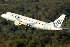 G-FBJA_19 (GH@BHD) Tags: gfbja embraer erj erj175 be bee flybe bhd egac belfastcityairport aircraft aviation airliner regionaljet