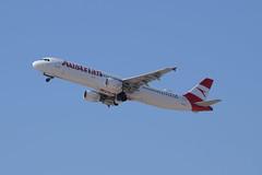 Austrian A321, OE-LBD, TLV (LLBG Spotter) Tags: aircraft a321 tlv airline austrian oelbd llbg