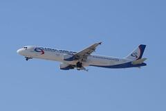 Ural Airlines A321, VQ-BKG, TLV (LLBG Spotter) Tags: aircraft a321 tlv airline vqbkg uralairlines llbg