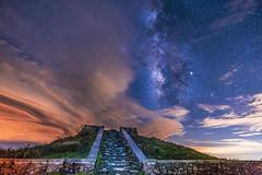 合歡山 瑪雅平台銀河 - Milky Way of Hehuan Mountain (一 B_A_C 一) Tags: hehuanmountain 合歡山 taiwan sony a73 a7iii a7m3 a7 台灣 外拍 旅拍 travel 南投 nantou