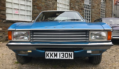 Classic cars at the Rhondda Heritage Park (Wales) June 2019 (LooksTidy) Tags: rhondda classiccar car ford
