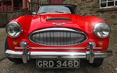 Classic cars at the Rhondda Heritage Park (Wales) June 2019 (LooksTidy) Tags: vintagecar classiccar car rhondda
